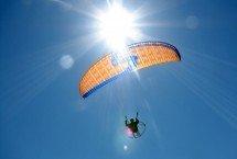 volar en parapenti