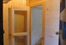 la sauna - exterior